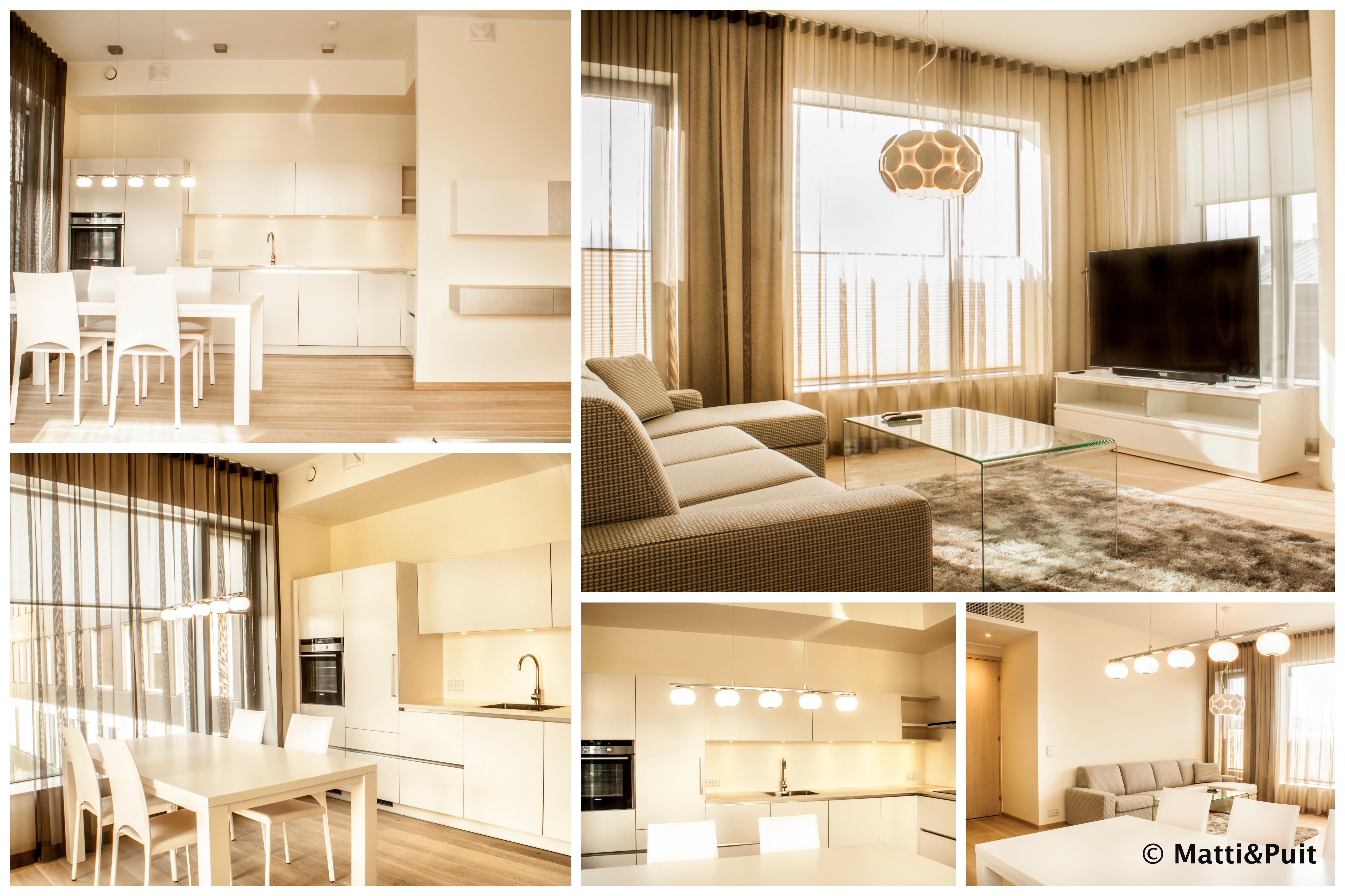 Modernse korteri sisustus, mattipuit.ee