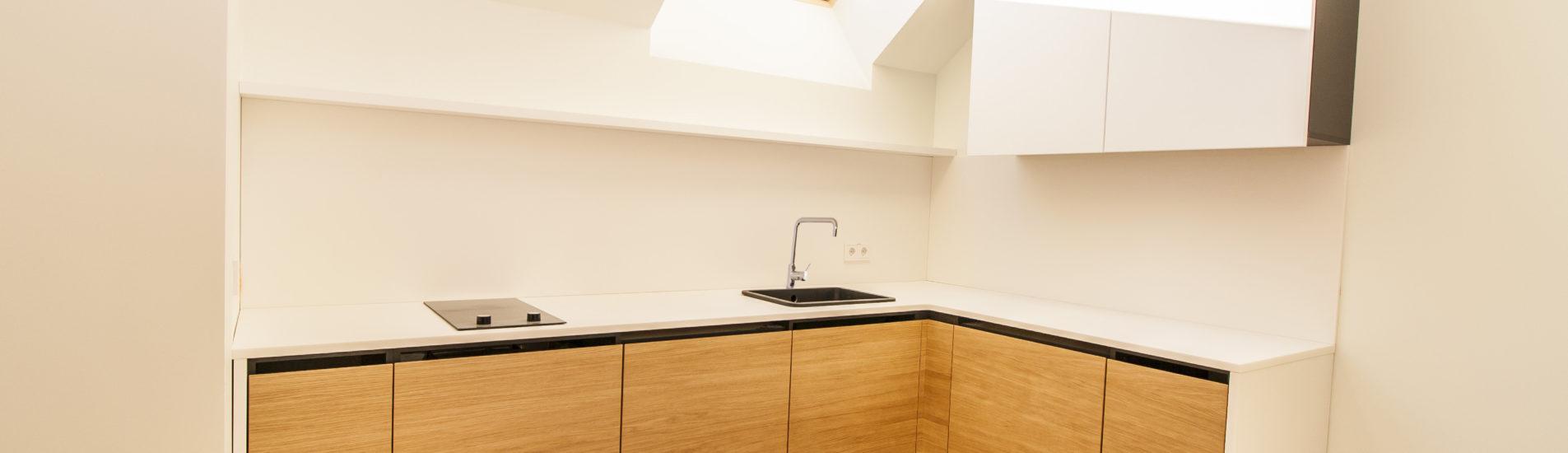 Kvaliteetne köögimööbel eritellimusel